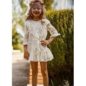 Hippie Chic Vestido Niña Para Sofia
