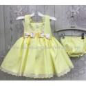 La Amapola Baby dress Heidi