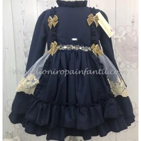 La Amapola Vestido Vuelo Pretty