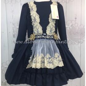 La Amapola Vestido Talle Bajo Pretty