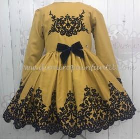 La amapola Vestido Vuelo Beatriz