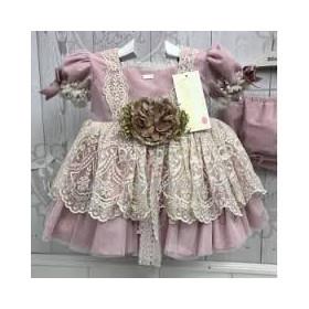 La Amapola Baby Dress Diana