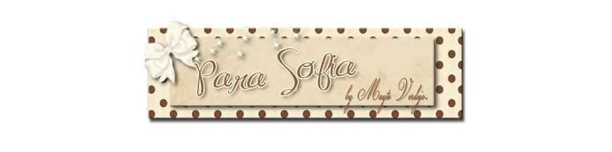 Para Sofia por Mayte Verdejo